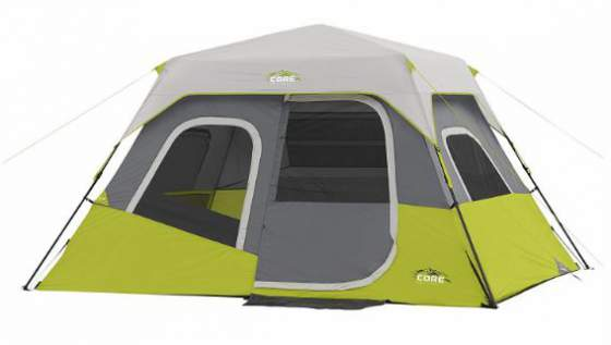 Core Instant Cabin Tent 6.