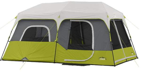 Core 9 Person Instant Cabin Tent  14 x 9.