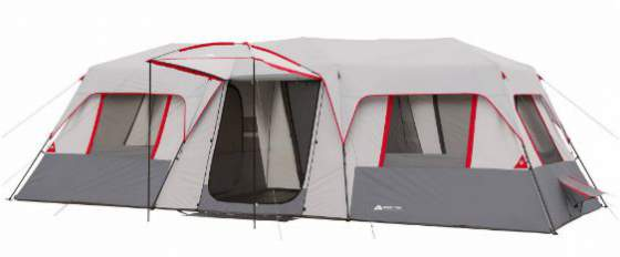 Ozark Trail 15 person instant tent.  sc 1 st  Family C&ing Tents : largest family tent - memphite.com