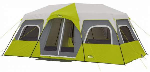 Core 12 Person Instant Cabin Tent.