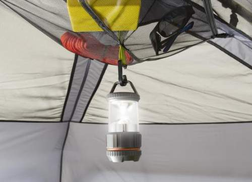 The lantern hook and the gear loft above, both are included.