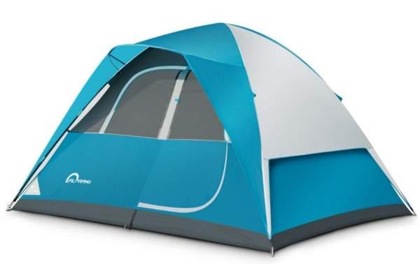 Alprang Camping Dome Tent 6.