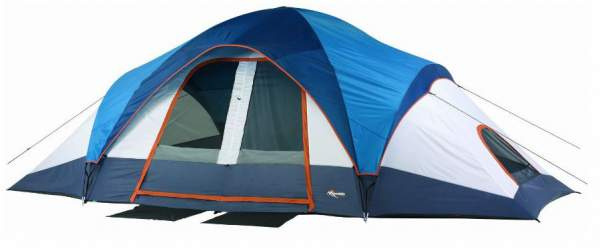 Mountain Trails Grand Pass 10 Tent.