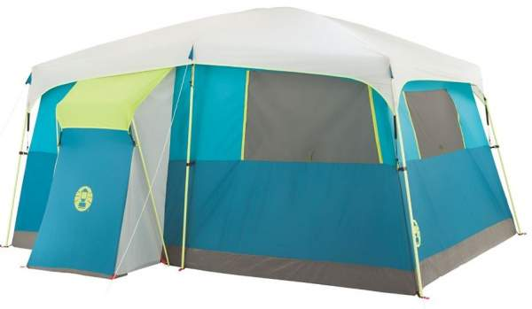 Coleman Tenaya Lake Fast Pitch 8 Person Tent.
