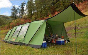 Crua Loj 6 Person Thermo Insulated Tent.