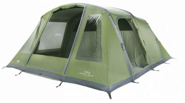 Vango 6 Person Odyssey Air 600 Tent.