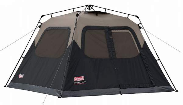 Coleman 6 Person Instant Tent.