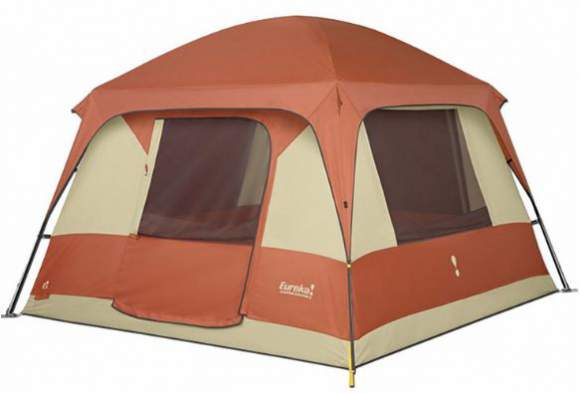 Eureka Copper Canyon 6 Family Tent.