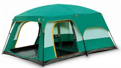 Newdora 12 People Straight Wall Cabin Tent.