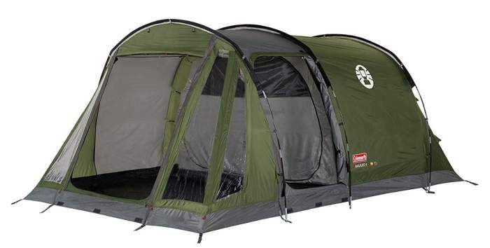 Coleman Galileo 5 Tunnel Tent..