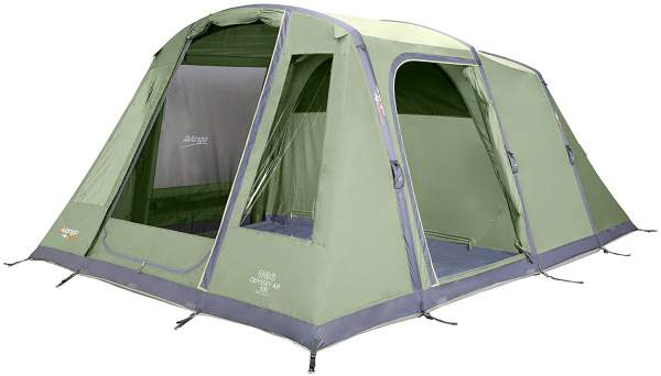 Vango Odyssey Air 500 Tent for 5 people.