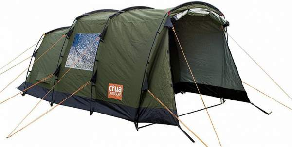 Crua Tri 3 Person Thermo Insulated Waterproof Family Tent
