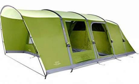 Vango Capri 600XL tent.
