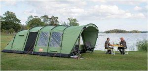 Crua Loj 6 Insulated Tent.