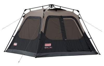 A single layer tent - Coleman Instant tent 6.