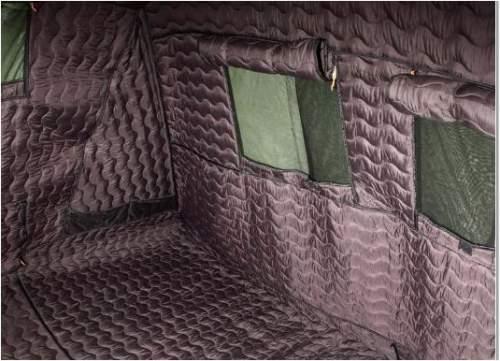 Crua Loj 6 Person Thermo Insulated Waterproof Family Tent