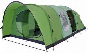Coleman Weatherproof Valdes Unisex Outdoor Inflatable Tent.