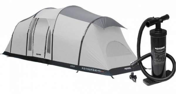 15 Best Inflatable Tents For Camping In 2018 - Air Beam Tents ...