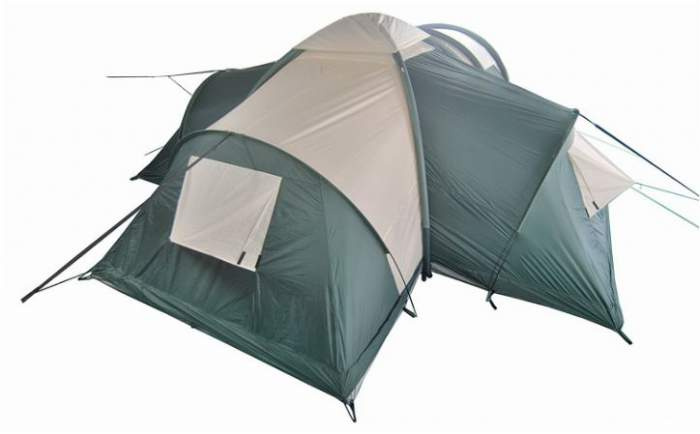 Neumayer Inflatable Family Tent XXL Fiji.  sc 1 st  Family C&ing Tents & 12 Best Inflatable Tents For Camping In 2018 - Air Beam Tents ...