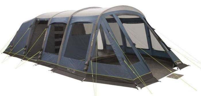 Outwell Clarkston 6A Tent.