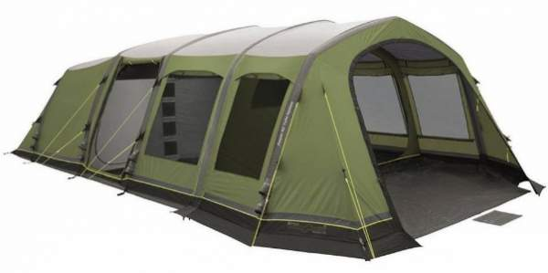 Outwell Corvette 7 Air Comfort Family Tent.