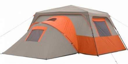Ozark Trail 11 Person 3 Room Instant Cabin Tent With