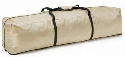 Nicely designed carry bag is included.