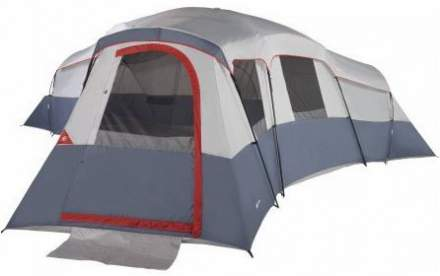 Ozark Trail 16-person tent.