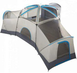 Ozark Trail 20 Person Cabin Tent 25 x 21.5.
