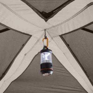 The lantern hook.
