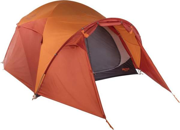 Marmot Halo 6P Tent.  sc 1 st  Family C& Tents & 2019 Best Family Camping Tents With Full Rain Fly - 33 Models ...