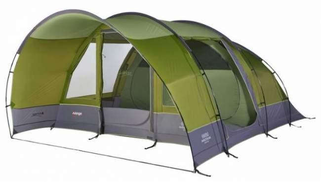 Vango Avington 500 5 Man Tunnel Tent.