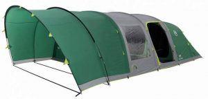 Coleman 6 Man Fastpitch Air Valdes Tent XL.