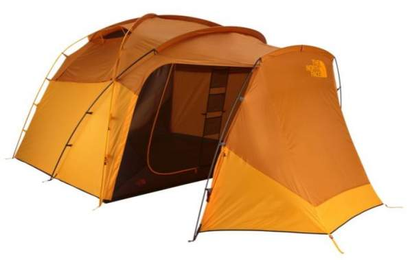 The North Face Wawona 6 Tent.  sc 1 st  Family C& Tents & The North Face Wawona 6 Tent Review - Reliable u0026 Durable | Family ...