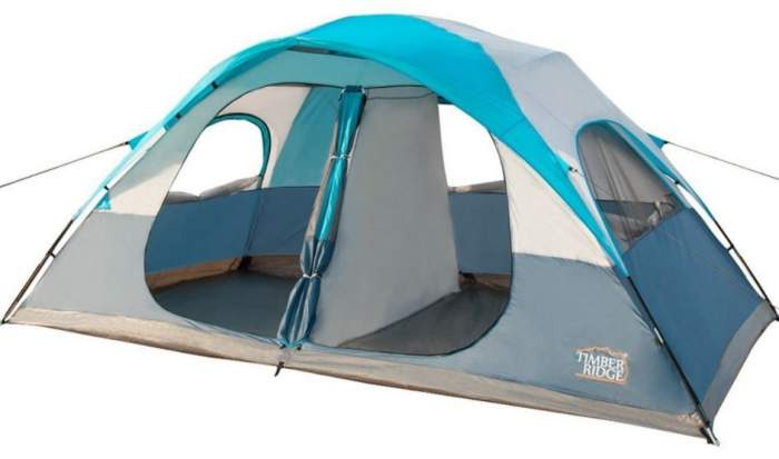 Timber Ridge 8 Person Family Camping Tent.