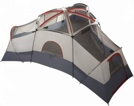 Ozark Trail 20 Person Tent.