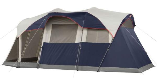 Coleman Elite Weathermaster Screened 6 Person Tent With