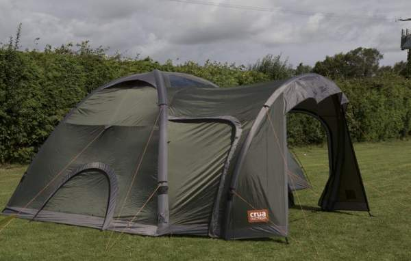 Crua Core Dome 6 Person Tent.