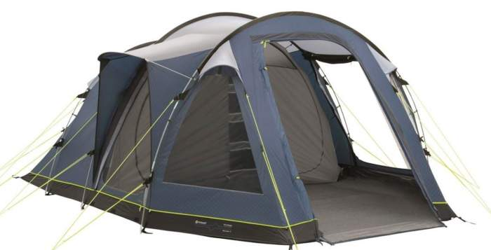 Outwell Nevada 5 Man Privilege Tent.