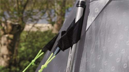 Outwell wind stabilizers.