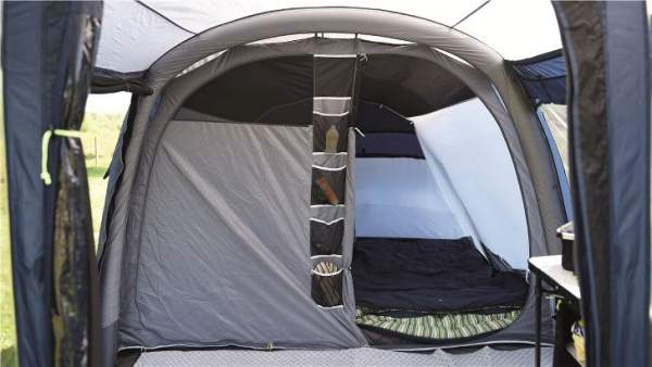The inners - the tent within the tent with two sleeping units.