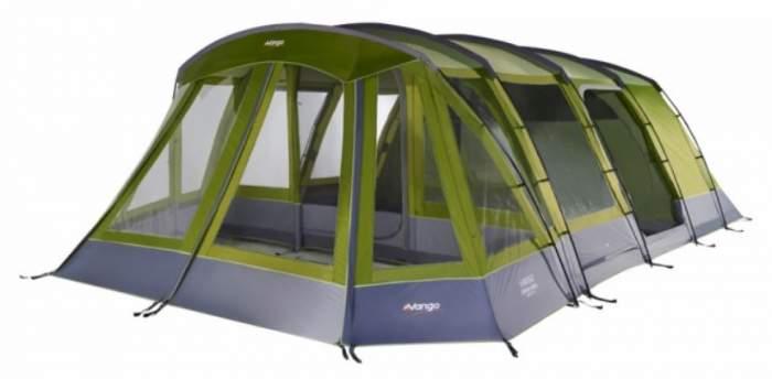 Vango Orava 600 XL Family Tent.