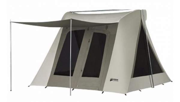 Kodiak Canvas Flex Bow VX Waterproof Quick Tent 6011 With Tarp.