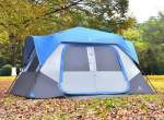 ALPHA CAMP 8 Person Instant Cabin Tent