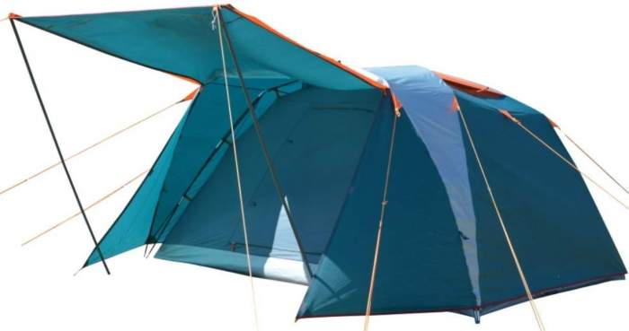 NTK Omaha GT 6 Person Tent.