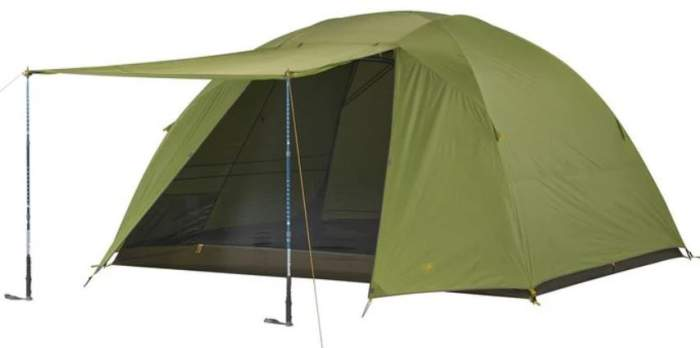 Slumberjack Adult Daybreak Tent 6 Person.