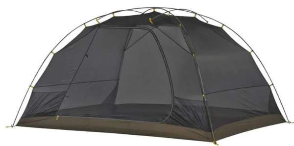 Slumberjack Adult Daybreak 6 tent shown without the fly.