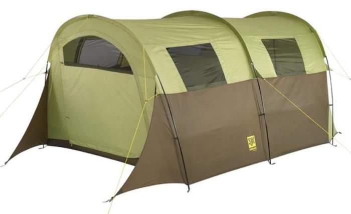 Slumberjack Overland 8 Person Tent.