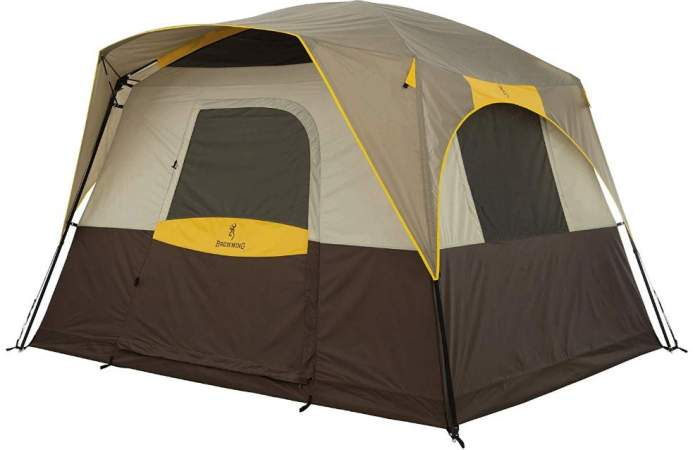 Browning Camping Big Horn 5 Person Tent.