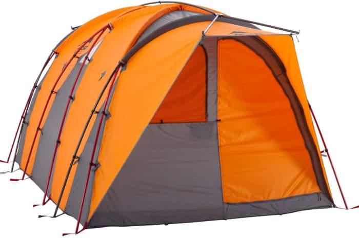 MSR H.U.B. 8 Tent.